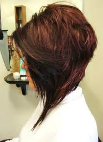layered inverted bob hairstyles cool and pretty hairstyles for layered hair of every length