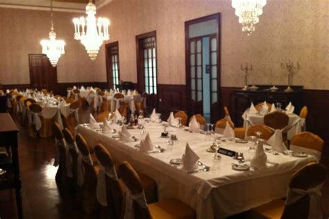 Maltese Room by The Dining Room Picture Of Casino Maltese Valletta