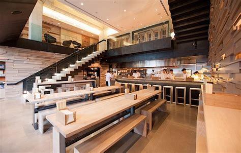 design kursi cafe unik desain interior restoran momofuku yang unik konsultan