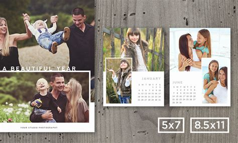 photography calendar layout 2015 calendar templates for photographers minimal to the max