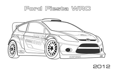 coloring pages of rally cars rally cars car coloring pages