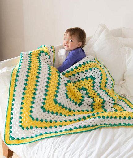 Square Afghan Blanket by Makin Squares Blanket Allfreecrochet