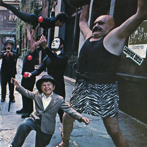 Strange Days In The News by The Doors Strange Days Album Cover Photo Location