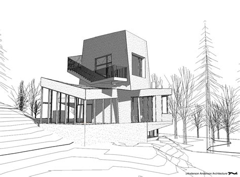 huckleberry house huckleberry house in progress anderson anderson architecture