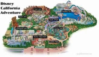 california adventure printable map cr ไปเท ยว disney california adventure park ท la