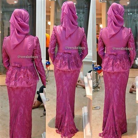 Baju Jilbab 17 best images about kebaya on witch wedding runway and jakarta