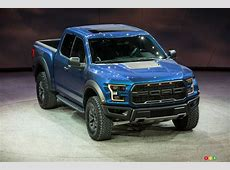 Detroit 2015: Ford amazes crowd with all-new 2017 F-150 ... Ford F150 Raptor 2017