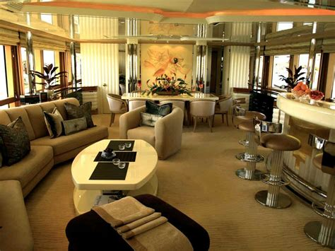 Eclipse Yacht Interior by Yachts News Eclipse Yacht