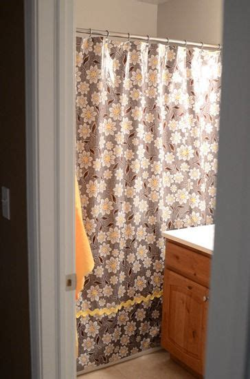 using regular curtains for shower 57 best images about laminated cotton ideas on pinterest