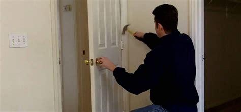 Self Closing Door by How To Repair A Self Closing Door 171 Construction Repair