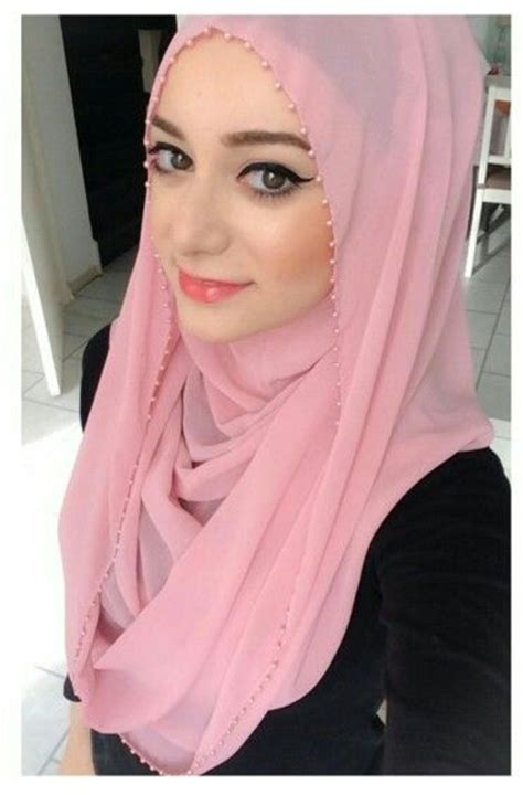 tutorial makeup simple hijab casual makeup ideas with hijab girls hijab style hijab