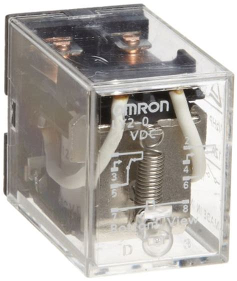 Relay Power Ly ly2 0 dc24 omron ly20dc24 datasheet