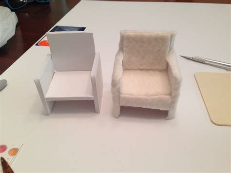 How To Make A Stool by How To Make A Dollhouse Chair Sort Of Couponbomb