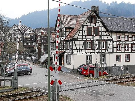 Deutsches Auto Ummelden Sterreich Kosten by Schiltach Bahn 252 Berg 228 Nge Werden Modernisiert Schiltach