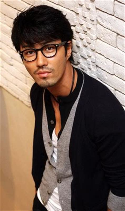 tall actor with glasses 25 hot korean actors who magically look hotter in glasses