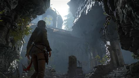rise of the tomb raider officially confirmed for january 28 first 4k pc screenshots