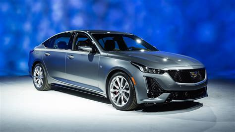 2020 Cadillac Ct5 Mpg by 2020 Cadillac Ct5 Look New Kid In Class Motortrend