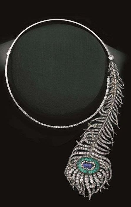 A Husbands Ways Feather Limited 1000 images about jewels fit for a on pearls cartier and empress