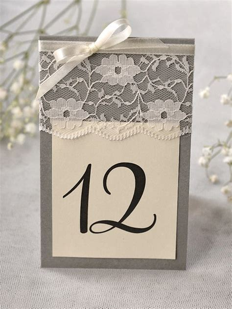 25 best ideas about vintage table numbers on