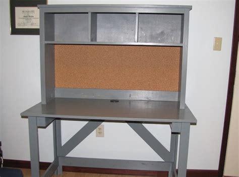Computer Desk And Hutch Combinations White Brookstone Desk And Hutch Combination Diy Projects