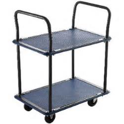 Kitchen Island Trolley Perth Wa Toplift 2 Tier Platform Trolley Officeworks