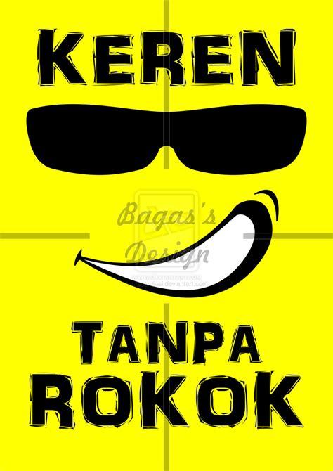 gambar poster anti rokok