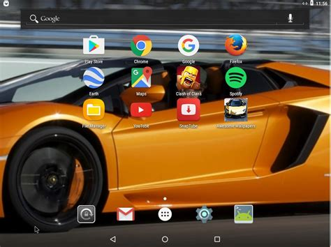 Android X86 Nougat by This Custom Android X86 Build Puts Android 7 1 1 On Your