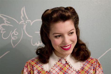 1940 ladies hairstyles tutorial help 1940s 1960s hair styles for long hair weddingbee