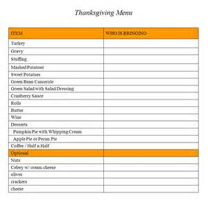 best photos of thanksgiving list template thanksgiving
