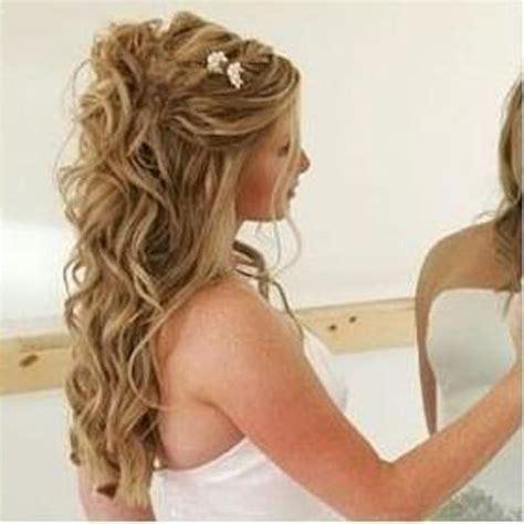 hairstyles down long hair wedding hairstyles for long hair down pretty hair styles