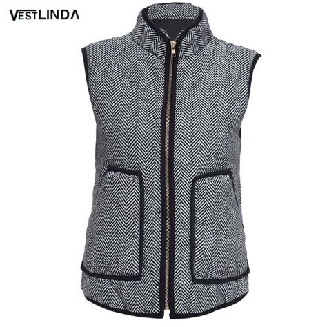 Vest Zipper Big vestlinda vest casual big pocket warm