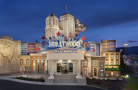 hollywood celebrity wax museum hollywood wax museum pigeon forge wikipedia