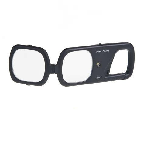 magreader handheld led reading glasses magnifier