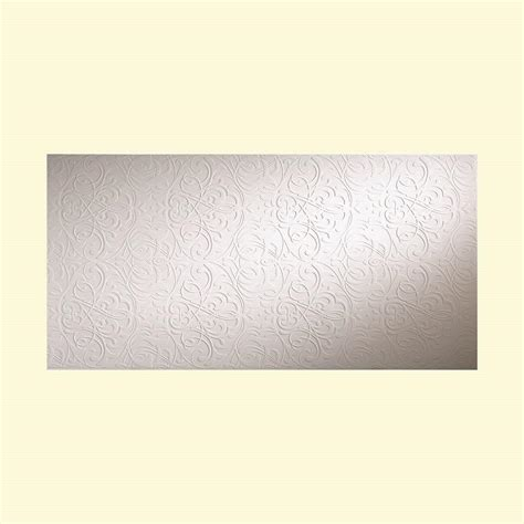 decorative paneling home depot eucatile 32 sq ft 3 16 in x 48 in x 96 in beadboard