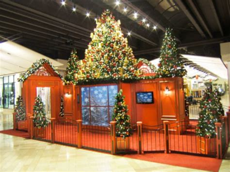 commercial decorations interactive commercial d 233 cor falling snow