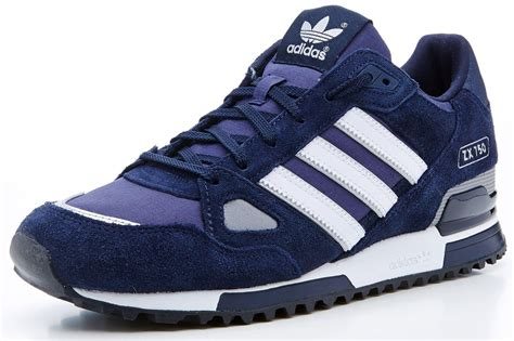 adidas originals s zx 750 trainers suede navy blue white g40159 ebay