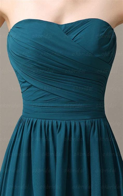 teal color bridesmaid dresses 25 best ideas about teal bridesmaids on teal