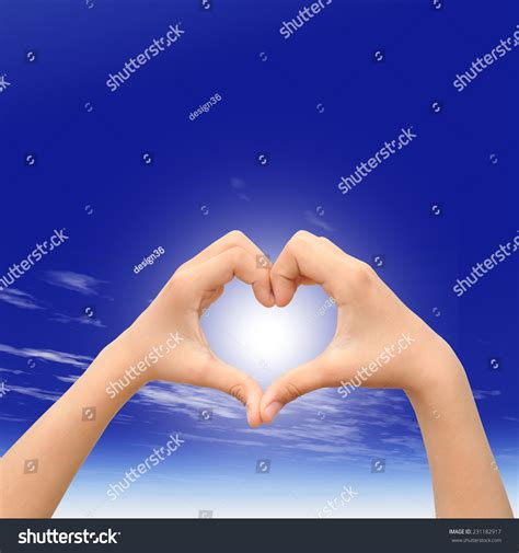 heart shape man scaping concept conceptual heart shape symbol made stock photo