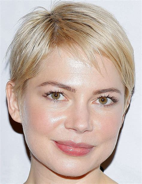 hairstyles 2011 short michelle williams short straight hairstyle 2011