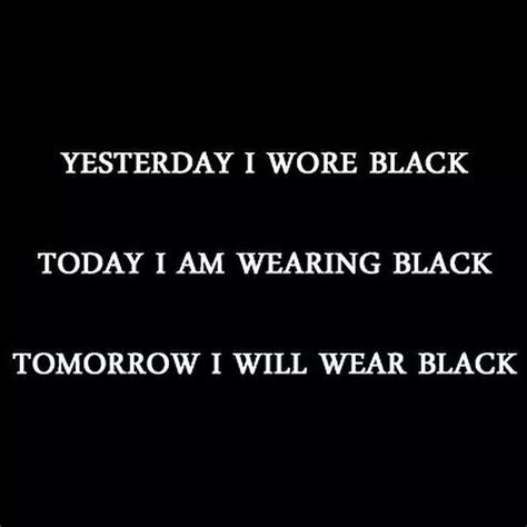 black color quotes 41 best images about quotes about the color black on pinterest