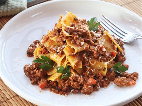 best pasta for bolognese sauce the best cooked bolognese sauce recipe serious eats