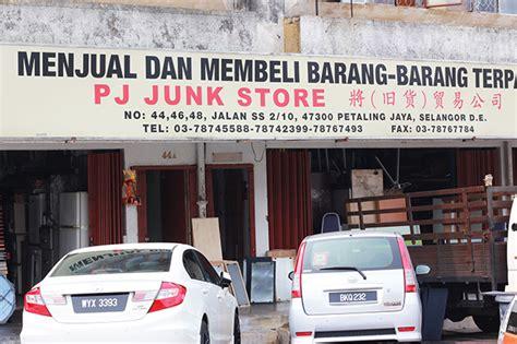 junk store hunting  kl  pj poskod malaysia