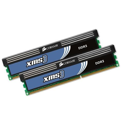 Ram Corsair Ddr3 2x1gb corsair xms3 ddr3 ram 1333mhz cl9 2x4gb