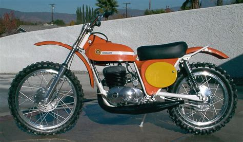 scorpion motocross 1973 montesa 250 king scorpion pics specs and
