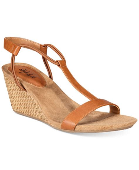 style co mulan wedge sandals created for macy s