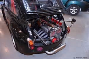 Fiat Abarth Motor Seat 600 E 1973 Kit Abarth Motor Fiat 125 Carlos Sanz