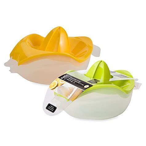 zak design online zak designs 174 2 piece counter top juicer bed bath beyond