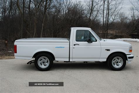 1995 Ford Lightning by 1995 Ford Lightning Gas Mileage