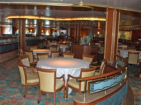 Island Dining Room Caribbean Princess Caribbean Princess Photo Tour And Commentary Page 5