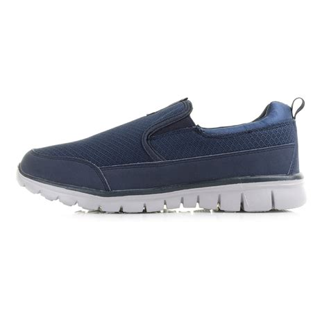 comfortable lightweight walking shoes mens comfort slip on coast mesh lightweight walking shoes